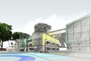 Colegio Campestre en Cajicá estrena nueva sede