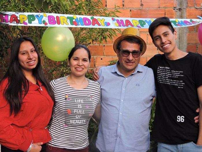 Familia Villarraga Lemus otra experiencia positiva!